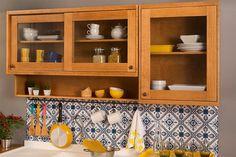 Cozinha boa é aquela que a gente decora com o coração. Aposte nesse Sabor Caseiro <3