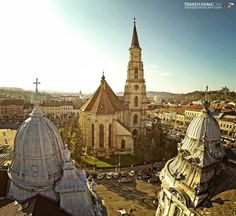 Cluj Barcelona Cathedral, City, Building, Places, Travel, Viajes, Buildings, Cities, Destinations