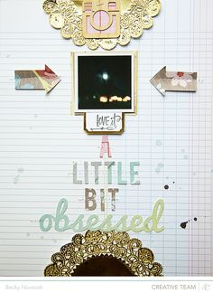 More Double Scoop kit inspiration with Becky Novacek - Studio Calico #SCdoublescoop