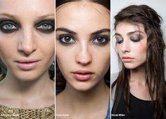 Spring/ Summer 2016 Makeup Trends: Intense Smokey Eyes