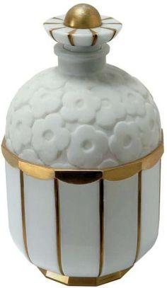 Flacon de Parfum - Mon talisman - Gabilla - Baccarat - 1926