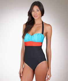 7546e1b0645  Athena Swimwear Heavenly 1 Piece Bathing Suit  Athena  onepiece  swim   bathingsuit