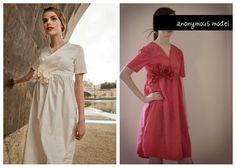 Shabby Apple knock off women's dress - free pattern, tutorial, diy sewing project.