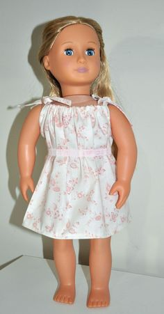 18 Inch Dolls Clothes American Girl Doll $15.00 from Sew Nice Dolls Clothes and Accessories