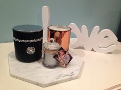 #pearlessencecandles #pearlessence #artisan #love Loving the new luxury range, including the Italian Carrara Marble platters.  #signature #silver #bonbonniere #candles #branding #swingtags #rosegold #italy #carrara #marble #luxe #luxebride #luxurysoycandles #weddings #platter #weddingcandles #glamour #beautiful #style #bridebook