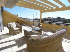 Fantastic penthouse for sale in Sotogrande La Marina.
