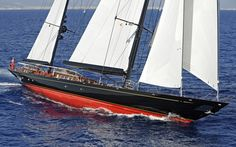 @VittersShipyard #SYMarie was launched 2010 and is the sistership to #SYAdèle. They have the same all-aluminum #hull and classic #ketch, and, like Adele she is also @hoek design. She won #StBarthsBucket this year... A great race between the #Vitters siblings