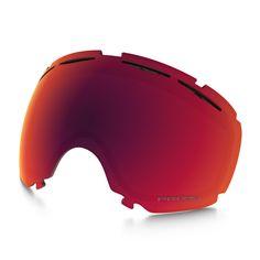 ad7d3cc593 Men s Oakley Goggles - Oakley Canopy Replacement Lens - Prizm Torch Iridium