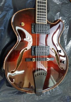 Victor Baker... like the pickups and the tailpiece