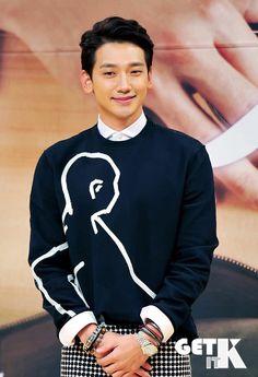 [article] Jung Ji-hoon of Drama 'My Lovely Girl' to Go Back to the Basics. Korean Star, Korean Men, Full House, Korean Celebrities, Korean Actors, Celebs, Girl Drama, Bi Rain, I Love Rain