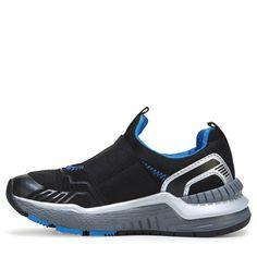 ec391855114 Skechers Kids  Thermospeed Sneaker Preschool Shoes (Black Royal Blue)  Skechers