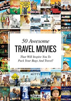 "Do you like to travel? Do you enjoy movies? From ""Under the Tuscan Sun"" to ""The Bucket List"", here are the best travel movies of all time."