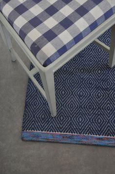 Outdoor Furniture, Outdoor Decor, Vanity Bench, Ottoman, Weaving, Elegant, Rag Rugs, Hem, Home Decor