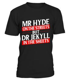 """# Mens Dr. Jekyll and Mr. Hide Funny Saying  T-Shirt .  Special Offer, not available in shops      Comes in a variety of styles and colours      Buy yours now before it is too late!      Secured payment via Visa / Mastercard / Amex / PayPal      How to place an order            Choose the model from the drop-down menu      Click on """"Buy it now""""      Choose the size and the quantity      Add your delivery address and bank details      And that's it!      Tags: This  funny Dr Jekyll and Mr…"""