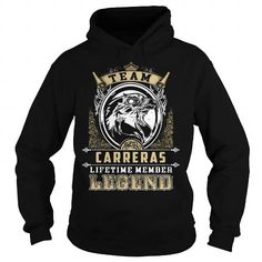 Awesome Tee CARRERAS  CARRERASBirthday  CARRERASYear  CARRERASHoodie  CARRERASName  CARRERASHoodies T-Shirts