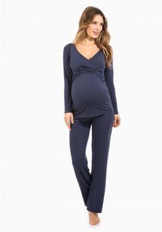FLOREML - Maternity pyjamas - Envie de Fraise