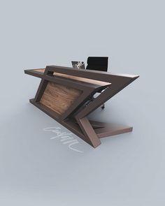 iRcustom.com - Future Modern Desks & Tables - IndustrialReclaim.com