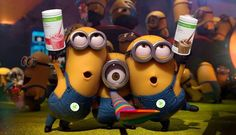 Celebrate Herbalife! Minions Get your shake today. Go to www.gailsonlinehealth.com to see all the wonderful flavors offered!