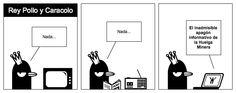 Internet vs. medios tradicionales - Un ejemplo de lo bien que nos informan los medios tradicionales...