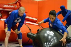 Ana Julaton has upped the quality of her MMA training under Ricky Lundell.