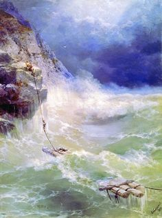 Ivan Aivazovsky Paintings | The Glory of Russian Painting