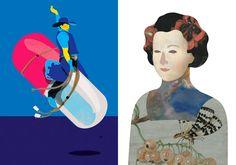 En lo más fffres.co: Ya han sido desvelados los preseleccionados para los World Illustration Awards 2018: La Asociación de… #Premios