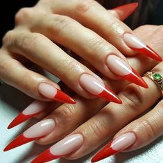 awesome 75 Mesmerizing Ideas on French Tip Nails - Fascinating French Manicure