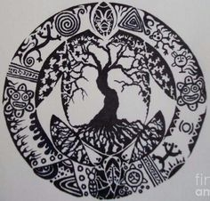 Tree of Life Boricua