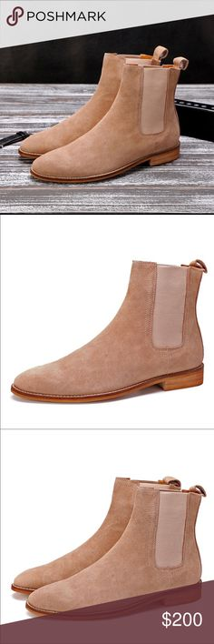 6ebb4cd0313 58 Best Tan Chelsea Boots images in 2016 | Male shoes, Dress Shoes ...