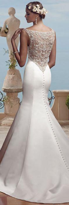 Casablanca Bridal Spring 2015
