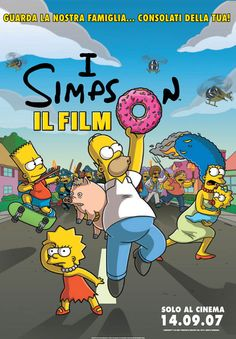 I SIMPSON - IL FILM  (The Simpsons movie)