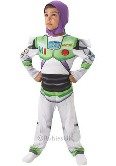 Kids Buzz Lightyear Costume, Classic Disney Fancy Dress - General Kids Costumes at Escapade™ UK - Escapade Fancy Dress on Twitter: @Escapade_UK