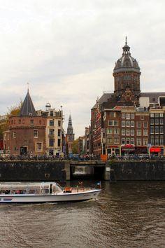 Amsterdam by harry eppink Schreierstoren Prins Hendrik Kade