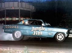"""""""Jungle Jim"""" Liberman 