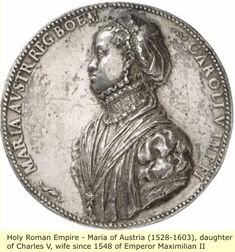 Archduchess Maria of Austria June 1528 – 26 February was the spouse of Maximilian II, Holy Roman Emperor and King of Bohemia and Hungary. She was the daughter of Emperor Charles V and twice served as regent of Spain. Black History Facts, Black History Month, European History, World History, Austria, Black King And Queen, Black Royalty, African Royalty, We Are The World