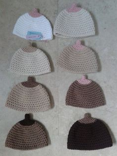 Boobie Beanie (8.00 USD) by CrochetBOSS14