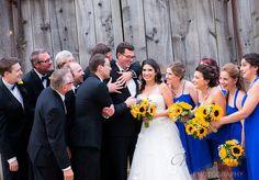 Colorful rustic wedding at historic Sturbridge Village in Massachusetts
