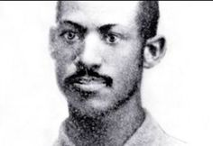 Moses Fleetwood Walker (class of 1881) was the first African-American man to play in the American Association, the precursor to today's American League.