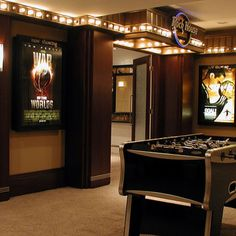 Games Room Design, Pictures, Remodel, Decor and Ideas