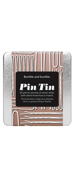 I never knew what a difference having the right kind of hair pin makes until this helpful tin and it's little booklet instructed me  : )