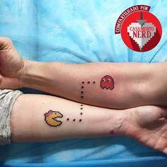Nerd tattoo