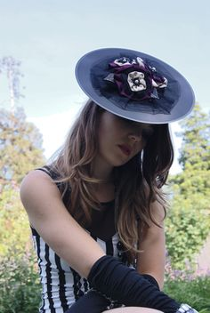 Headpiece's and Photography by Zoe Purdom