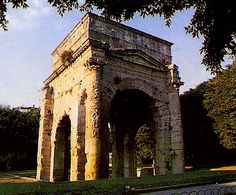 .The Triumphal Arch, Lattakia