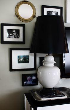 The Hunted Interior Ginger Jar Lamps Lamp Jars Shades