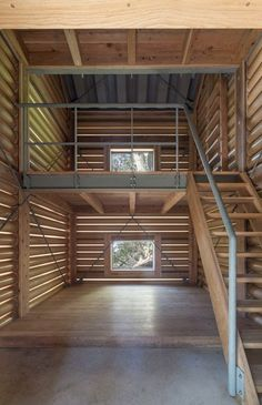 Yakushima Takatsuka Lodge: a respite for hikers - Japanese Architecture, Modern Cabins Loft House, House Built, Loft Design, Tiny House Design, Tiny House Nation, Tiny House Living, Small House Plans, Building A House, New Homes