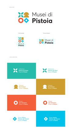 Musei di Pistoia - Branding on Behance Education Logo Design, Art Education Projects, Art Education Lessons, Brand Identity Design, Branding Design, Education Quotes, Art Projects, Education Posters, Math Lessons