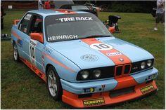 Gulf BMW M3