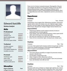 free resume download marquee microsoft word format
