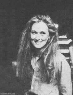 Meryl Streep   On the set of The Seduction of Joe Tynan, 1979.