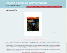FILOSOFIA - La Poesía Visual en el Aula de Filosofía. Proyecto de creación de materiales educativos